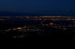 寄居町夜景